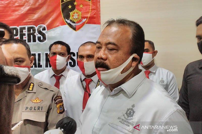 Polda Aceh gandeng PPATK telusuri investasi bodong Rp164 miliar