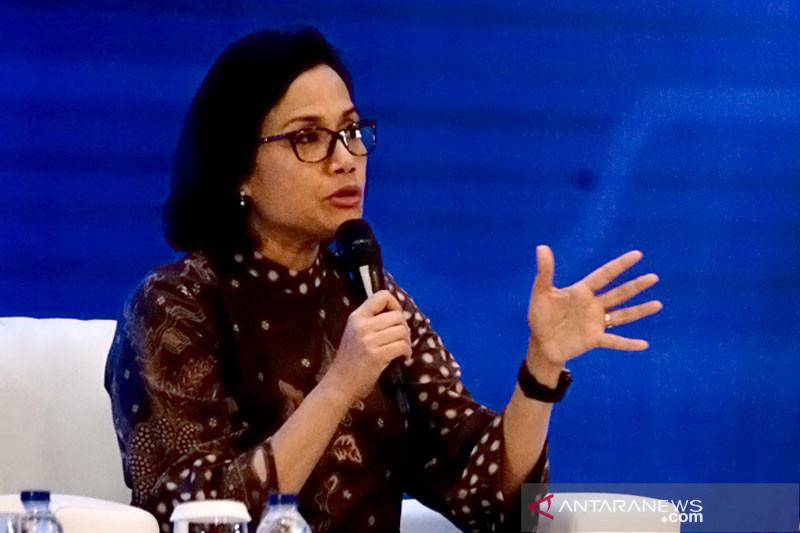 Sri Mulyani paparkan peningkatan peran ekonomi syariah di Indonesia