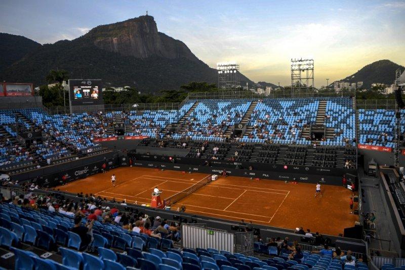 Rio Open tahun ini dibatalkan karena memburuknya pandemi di Brazil