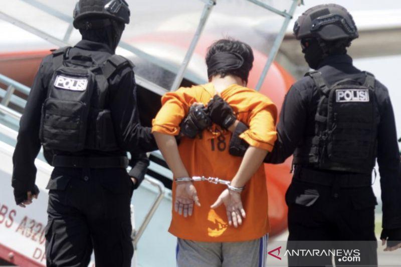 Densus 88 amankan 26 terduga teroris di Jatim pada awal 2021