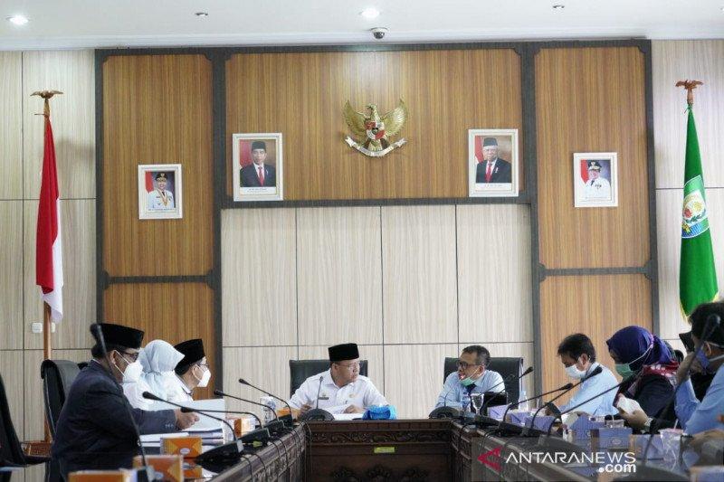 Pencairan dana desa di Bengkulu baru 9,81 persen