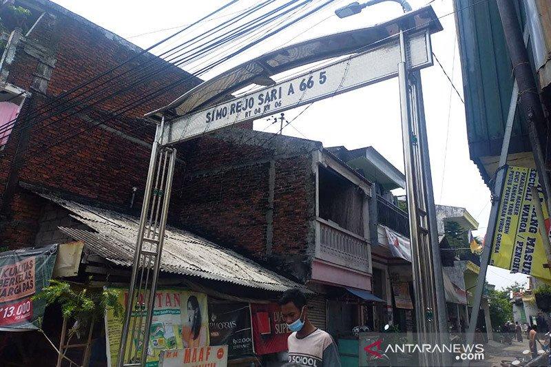 Densus 88 Polri amankan seorang terduga teroris di Surabaya