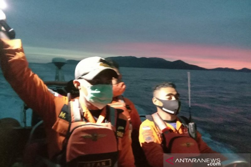 Tim SAR cari nelayan hilang di Kolaka