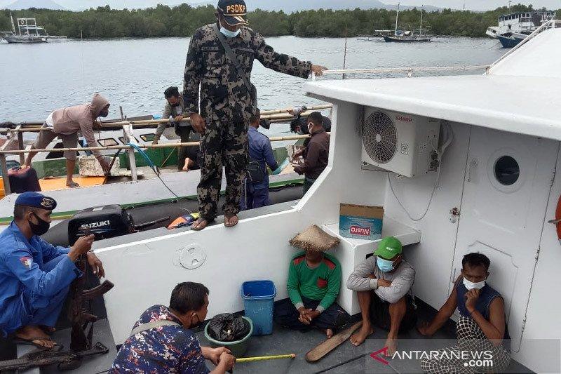 PSDKP segera limpahkan berkas perkara pengeboman ikan ke Kejari Sikka