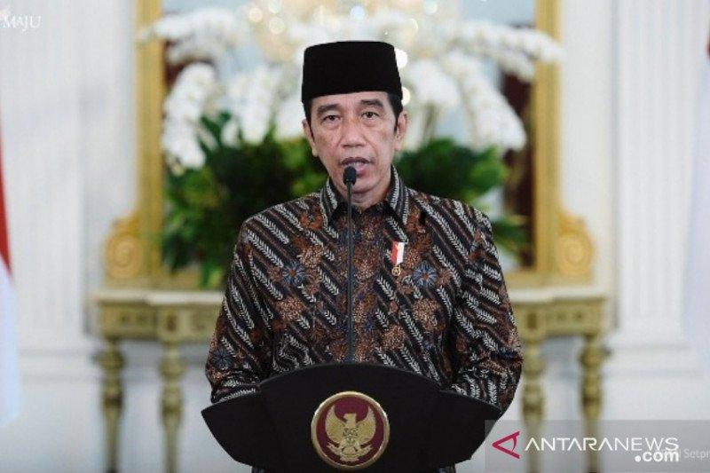 Presiden Jokowi teken PP penggabungan Bhanda Ghara Reksa ke PT PPI