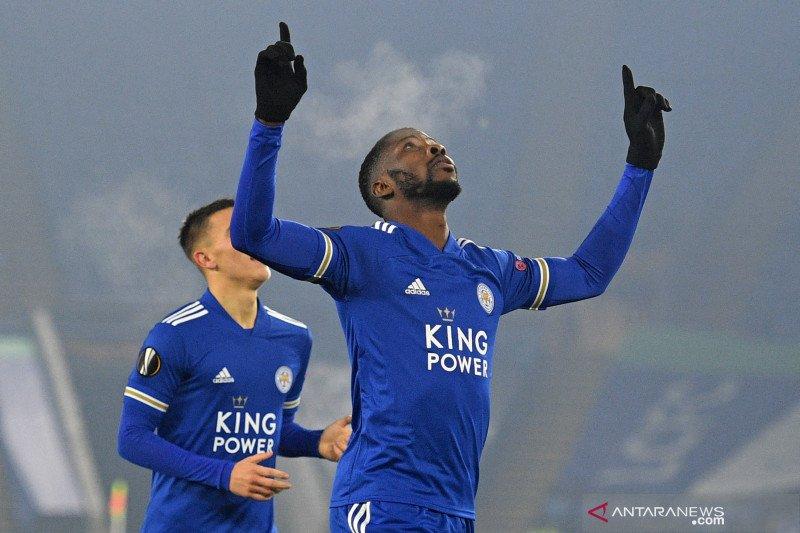 Leicester perpanjang kontrak Kelechi Iheanacho hingga 2024