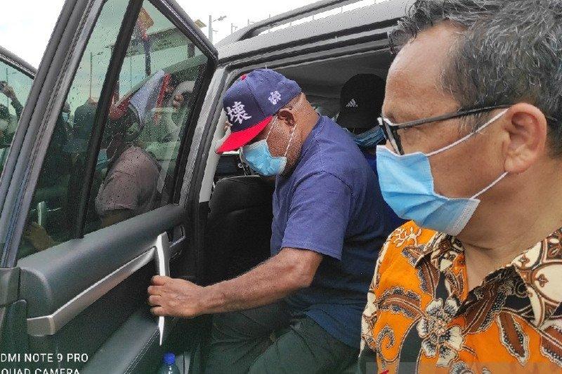 Anggota Komisi II DPR minta Mendagri tegur Gubernur Papua