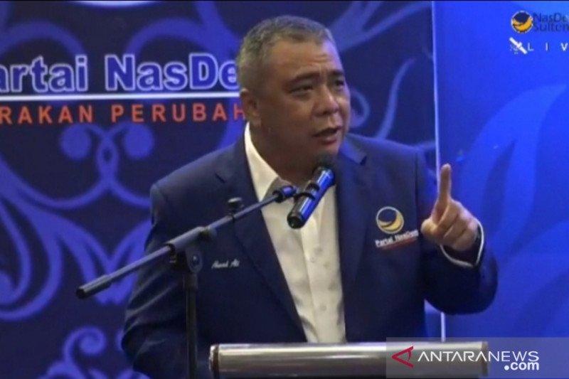 Waketum NasDem nyatakan Sulteng jadi basis utama partai