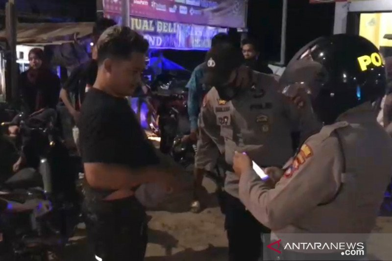 Polisi Kalsel tingkatkan operasi pekat cipta kondisi jelang Ramadhan