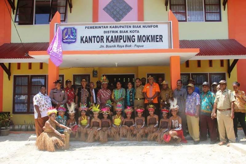 Dana desa menyentuh kebutuhan warga kampung Papua