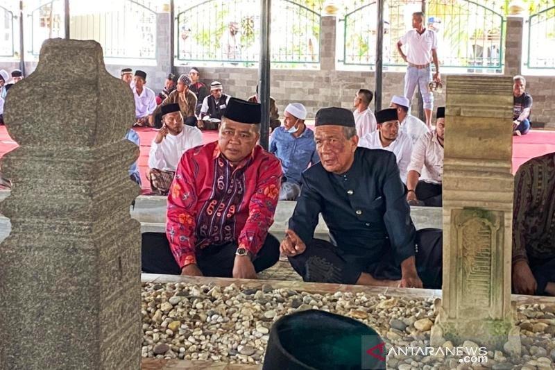 Bupati Aceh Barat pastikan eks GAM di Aceh komit dengan perdamaian MoU