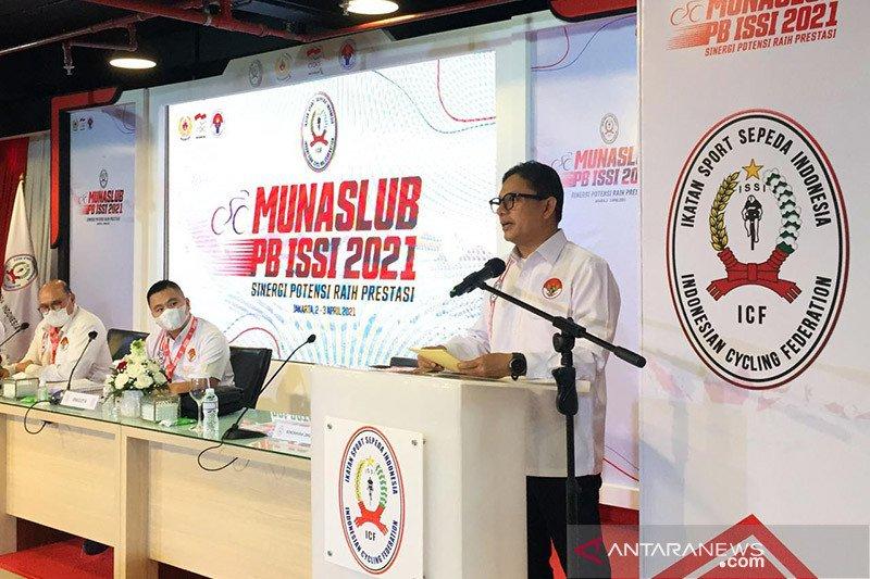 PB ISSI harapkan izin gelar seri kejuaraan internasional BMX di Yogya