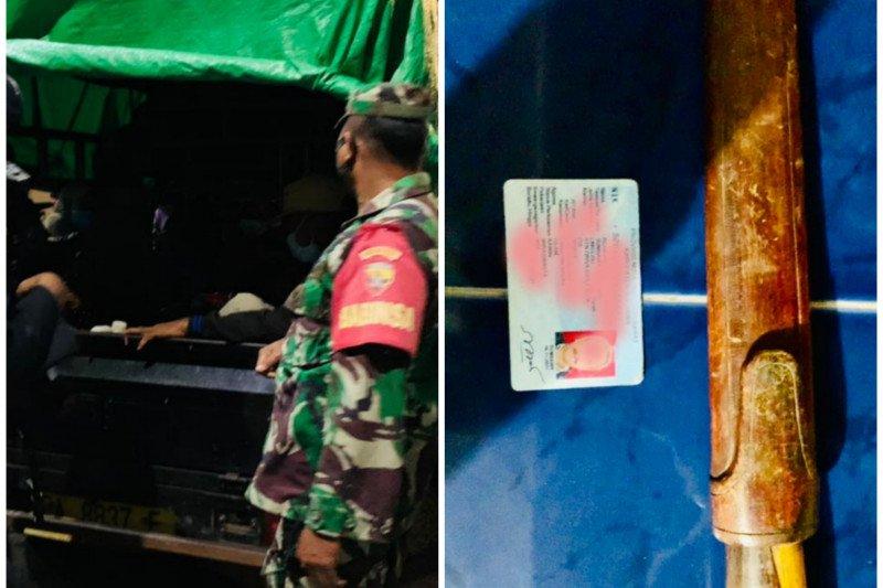 Bawa parang di Pelabuhan Poto Tano, tiga warga Sumbawa diperiksa