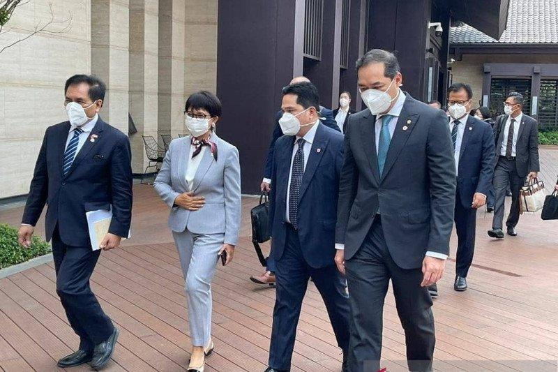Dubes segera tindaklanjuti kesepakatan tiga menteri RI dengan China