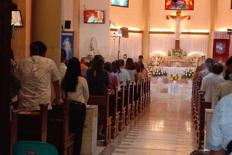 PGI: Ibadah Paskah berjalan lancar dan aman di Sulselbara