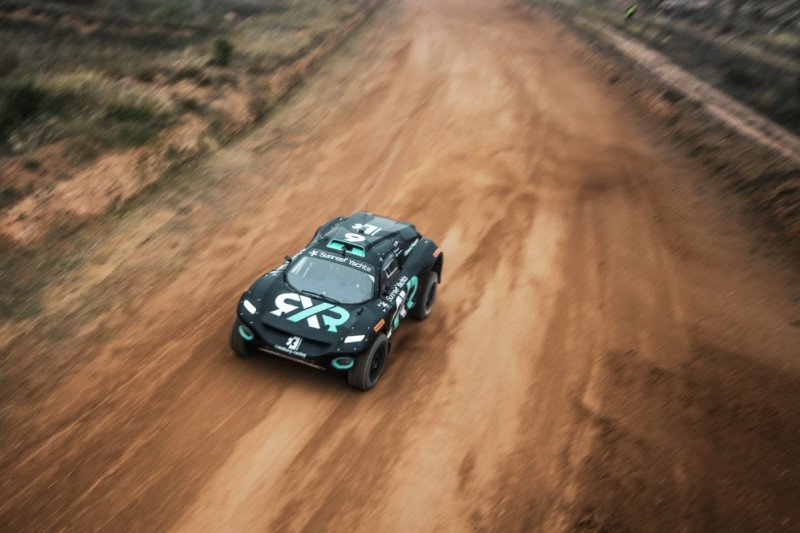 Tim Rosberg menangi seri perdana Extreme E di gurun Arab Saudi