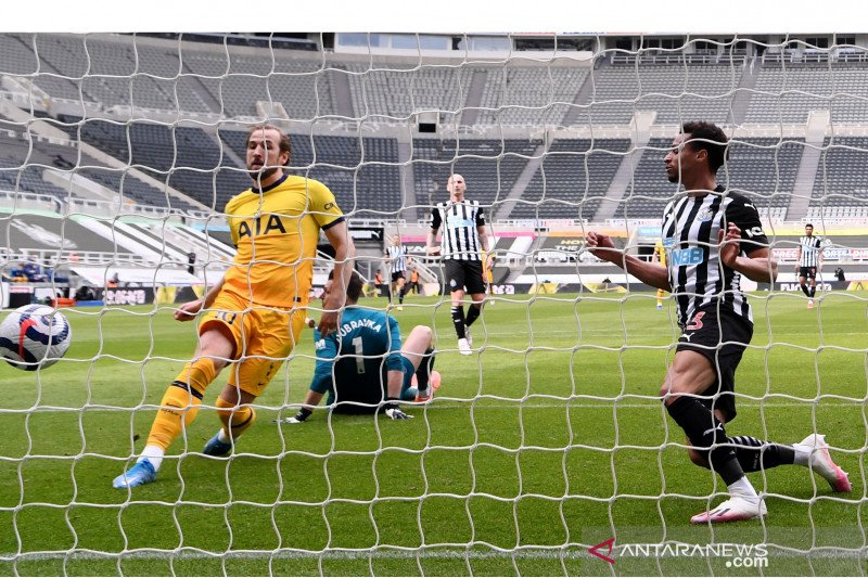 Liga Inggris: Tottenham vs Newcastle United berakhir imbang