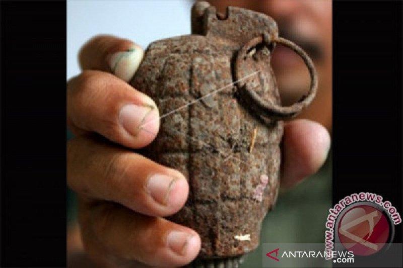 Enam granat ditemukan di Taman Raya Bung Hatta Padang
