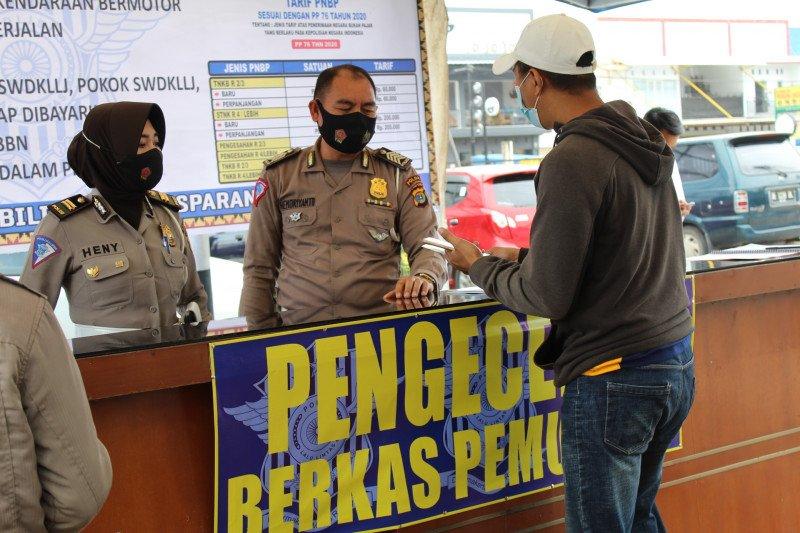Jasa Raharja Lampung bebaskan denda pajak, dukung pemutihan pajak