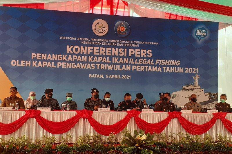 KKP kembali tangkap kapal Vietnam di Natuna