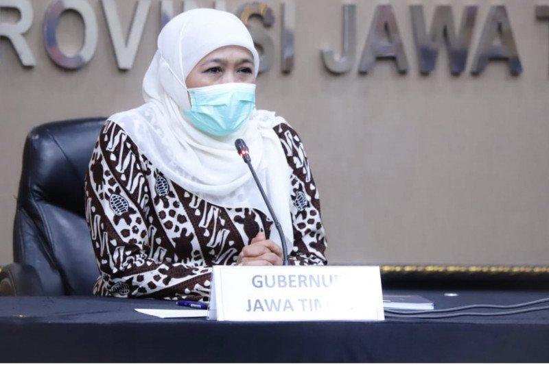 Gubernur Khofifah ajak warga Jatim berdoa untuk keselamatan NTT