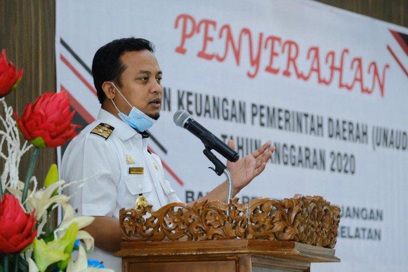Plt Gubernur Sulsel instruksikan Dinsos percepat distribusi bantuan