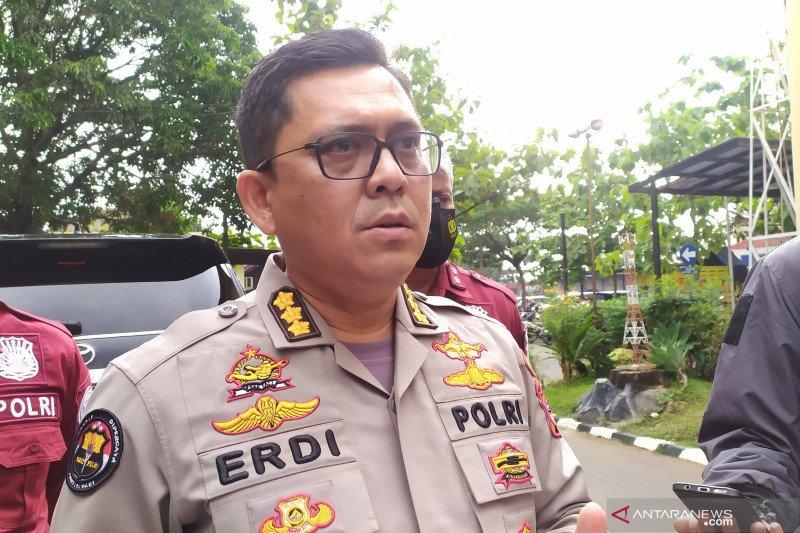 Polisi periksa lima orang terkait kebakaran Kilang Pertamina Balongan