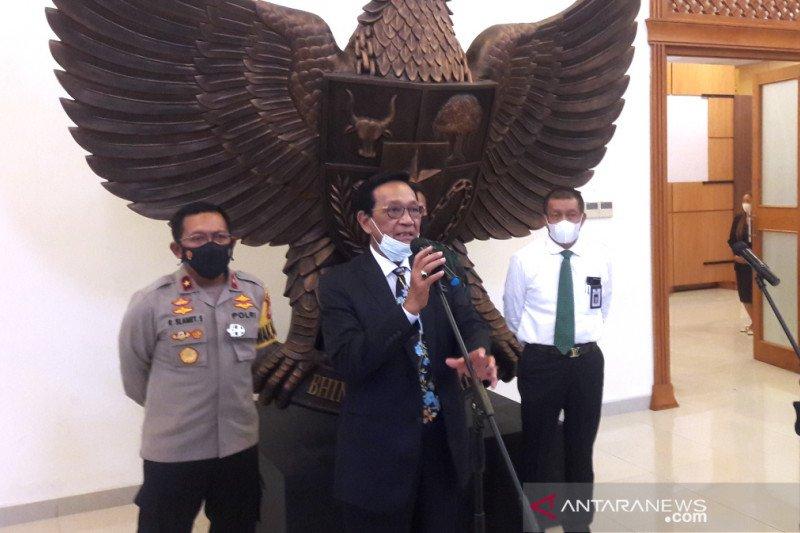 Sultan HB X lega sejumlah terduga teroris ditangkap di wilayahnya