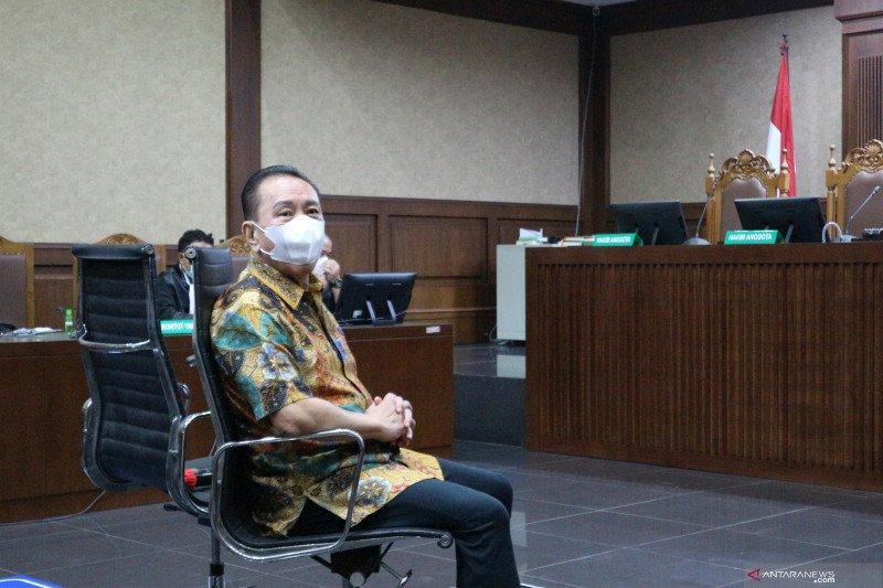 Djoko Tjandra divonis 4,5 tahun penjara