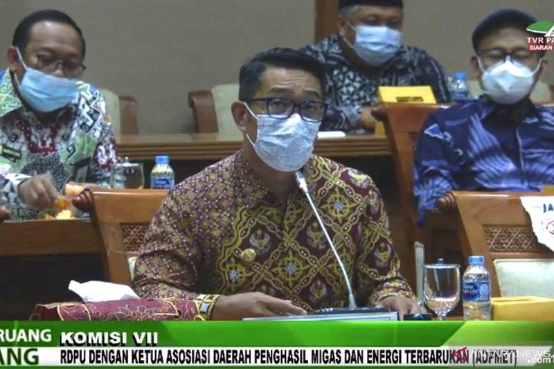 Ridwan Kamil minta ladang minyak tak terurus agar dikelola daerah