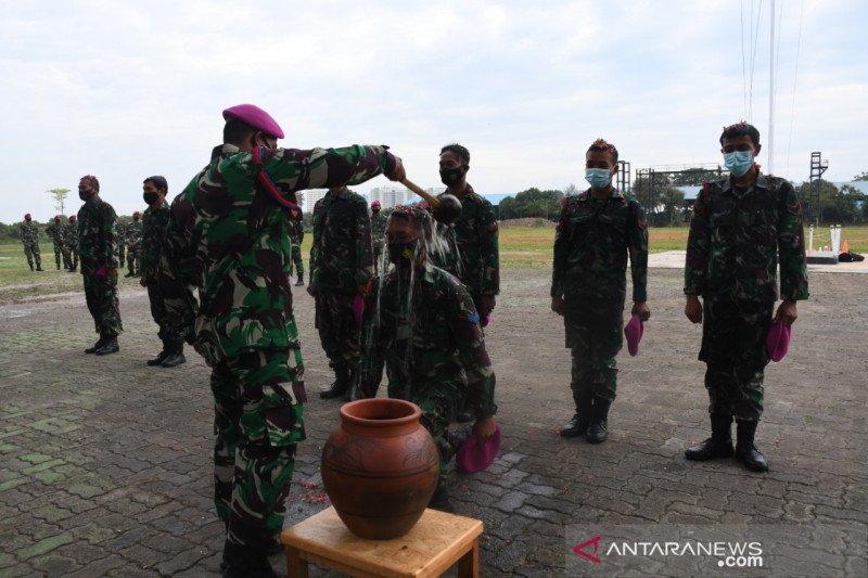 Danyontaifib 1 Marinir: Kenaikan pangkat menuntut tanggung jawab besar