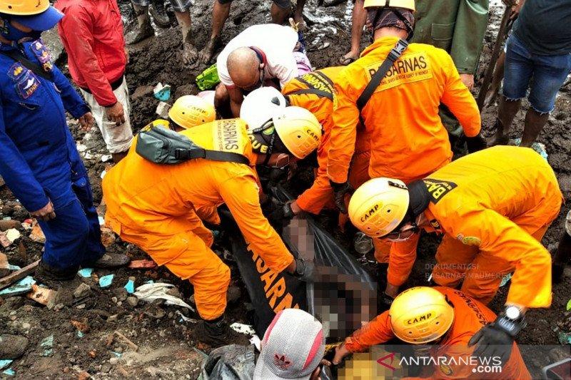 Basarnas: 69 korban banjir bandang di Adonara ditemukan meninggal