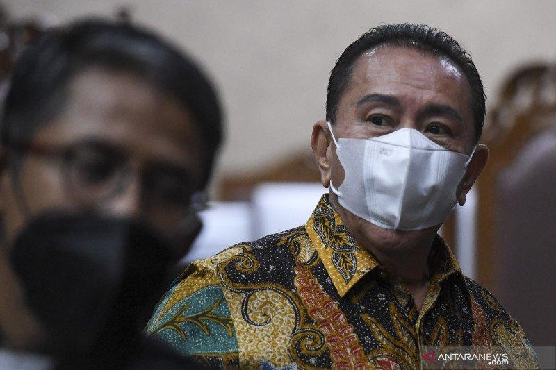Djoko Tjandra ajukan banding atas vonis 4,5 tahun penjara