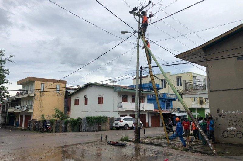 BMKG: Siklon Tropis Seroja semakin menjauhi wilayah Indonesia