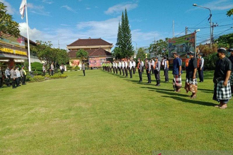 Bali antisipasi ancaman teror pasca-bom Makassar-Polri