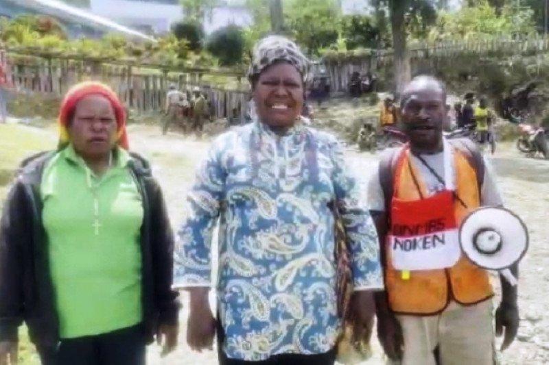 Tokoh perempuan Papua sebut tiga kelompok kriminal di Intan Jaya
