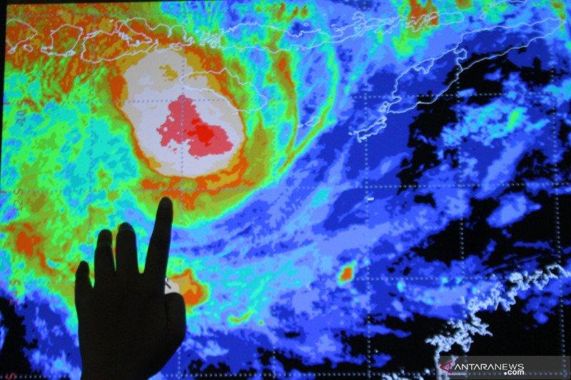 Kepala BMKG sampaikan korelasi pemanasan global dengan kejadian siklon