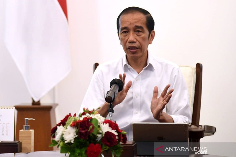 Presiden ingin peringatan BMKG semakin mudah diakses masyarakat