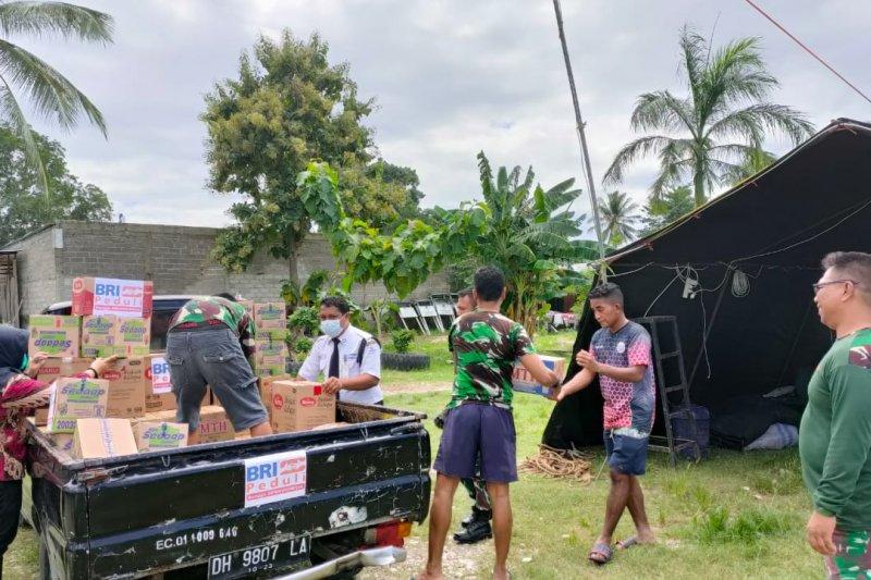 BRI salurkan bantuan bagi masyarakat terdampak bencana NTB dan NTT