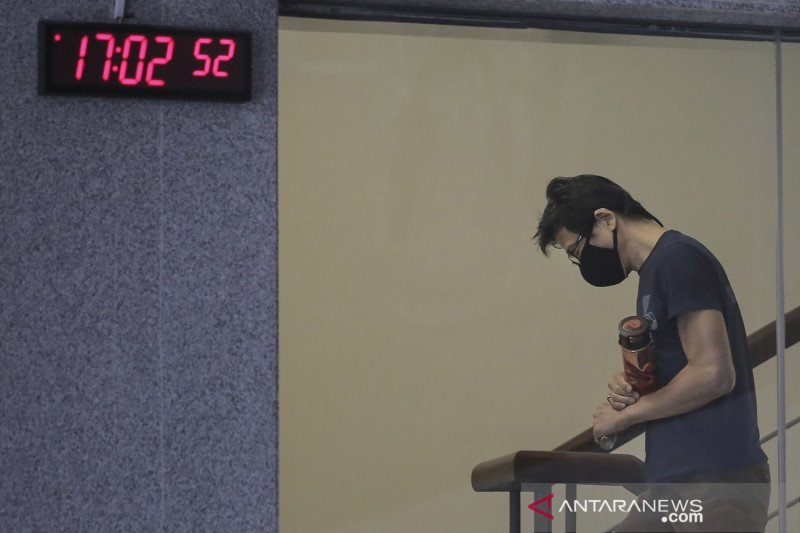 KPK berhasil menangkap buronan Samin Tan