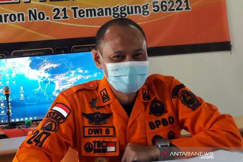 BPBD Temanggung miliki 34 rintisan desa tangguh bencana