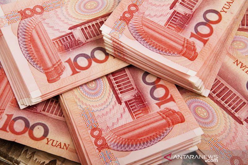 Yuan menguat lagi 218 basis poin menjadi 6,4307 terhadap dolar AS