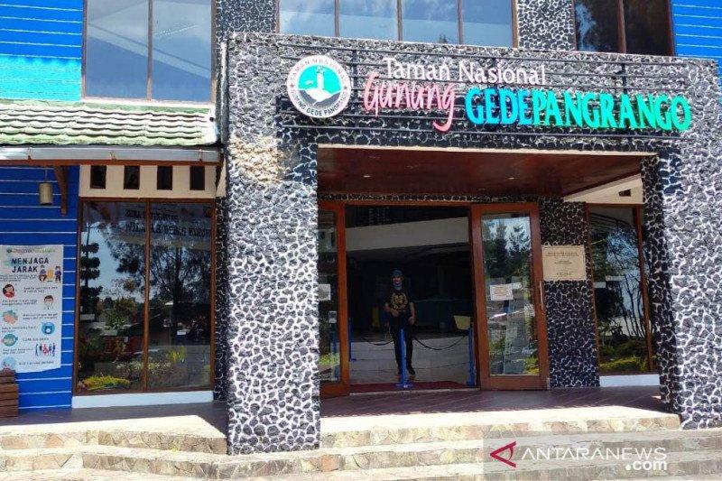 TNGGP buka kembali pendakian Gunung Gede-Pangrango