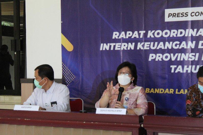 BPKP tingkatkan pengawasan program prioritas di Lampung