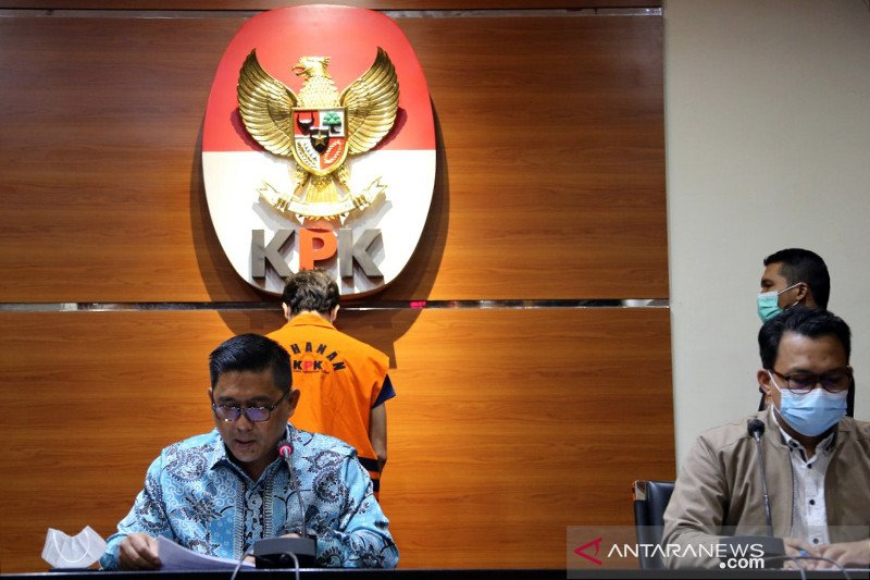 KPK jelaskan kronologi penangkapan Samin Tan DPO sejak April 2020