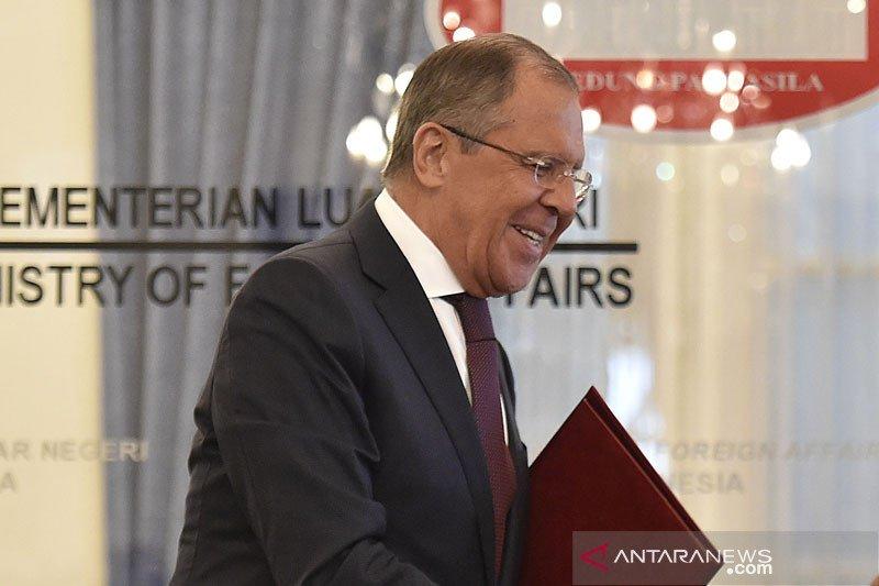 Menlu Rusia kunjungi Pakistan untuk bahas perdamaian Afghanistan