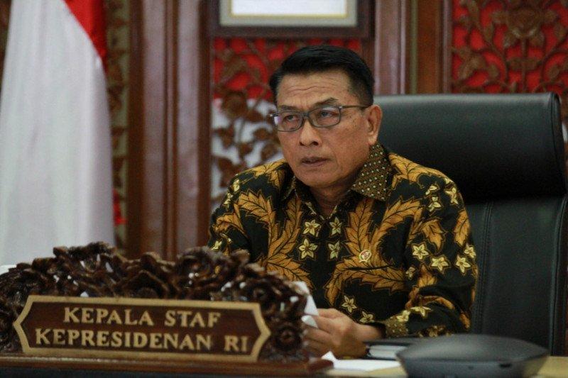 Moeldoko: Indonesia bisa jadi negara maju 2045