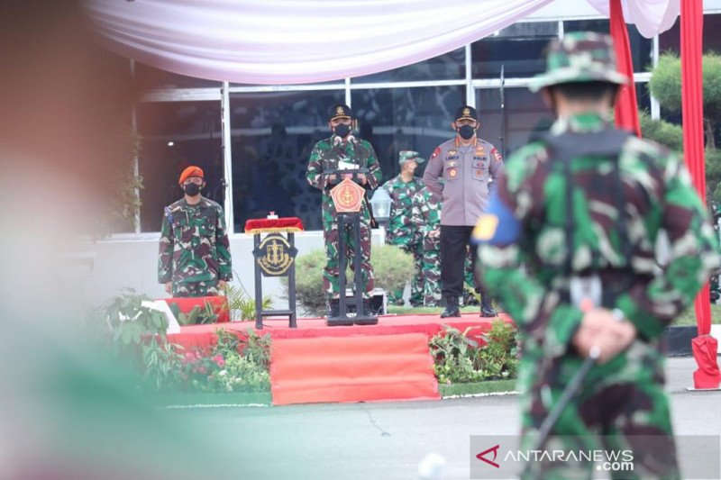 Panglima TNI sebut Latsitarda Nusantara bangun sinergi elemen bangsa