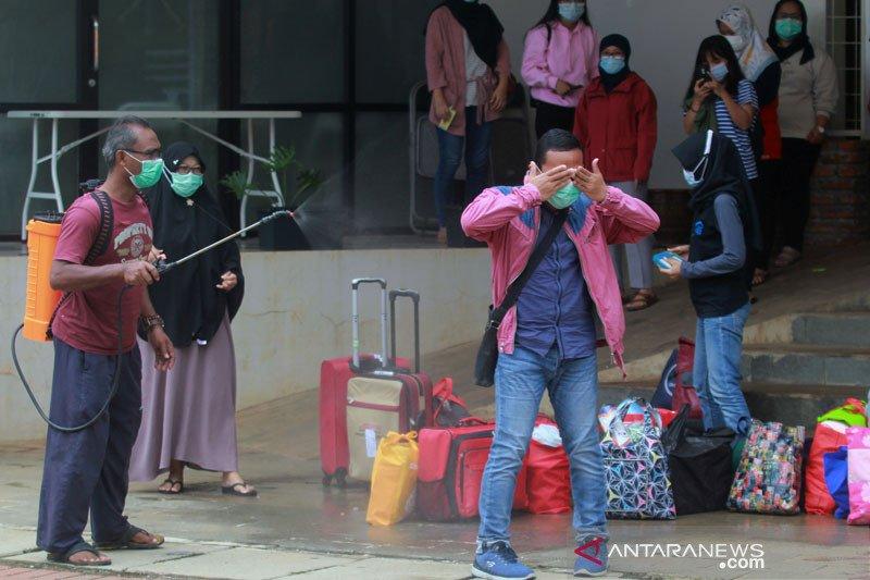 89,9 persen pasien COVID-19 di Indonesia sudah sembuh