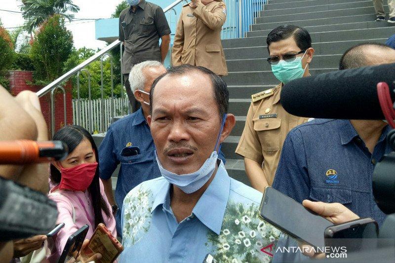 Pemkot Palembang umumkan serentak hasil tes urine ribuan pegawai